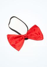 Cravatta papillon per ragazzi Rosso [Rosso]