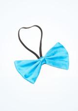 Cravatta papillon per ragazzi Blu [Blu]