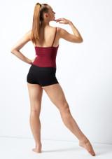 Pantajazz Kara Move Dance Nero indietro. [Nero]