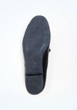 Scarpe da Ballo Uomo Rupert Roch Valley 2,5cm Nero #3. [Nero]