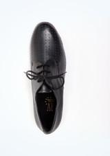 Scarpe da Ballo Uomo Rupert Roch Valley 2,5cm Nero #2. [Nero]