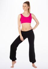 Top Danza Katie Move Dance Nero.
