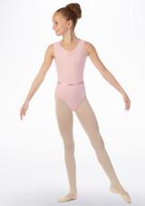 Body Jessica Move NUOVO Rosa davanti #2. [Rosa]