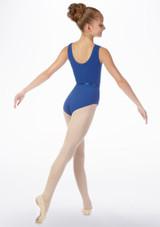 Body Jessica Move NUOVO Blu indietro #2. [Blu]
