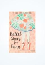 Libro Ballet Shoes for Anna immagine principale.