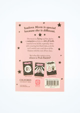 Libro Isadora Moon Goes to the Ballet indietro.
