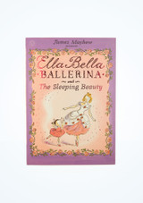 Libro  Ella Bella Ballerina and the Sleeping Beauty davanti.