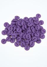 Bottoni colorati 100 pezzi Viola davanti. [Viola]