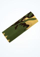 Bandana per camouflage A motivi davanti. [A motivi]