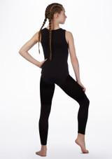Body Hashtag Move Dance Nero indietro. [Nero]
