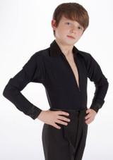 Camicia da Ballo Bambino Pablo Move Dance