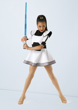 Weissman Star Wars Bianco davanti. [Bianco]