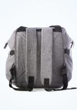Smart Bag Versatile di Tendu Grigio  Dietro-1 [Grigio ]