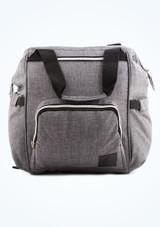 Smart Bag Versatile di Tendu Grigio  Davanti-2 [Grigio ]