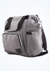 Smart Bag Versatile di Tendu Grigio  Davanti-1 [Grigio ]