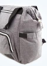 Smart Bag Versatile di Tendu Grigio  Dettaglio del dietro-1 [Grigio ]