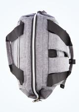 Smart Bag Versatile di Tendu Grigio  Parte inferiore-1 [Grigio ]