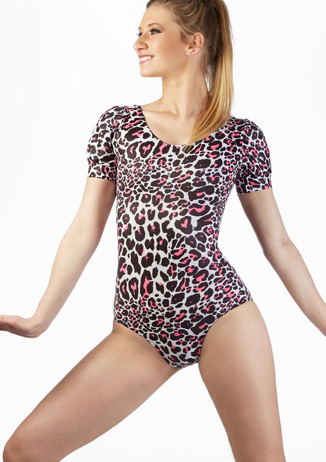 Body Danza a Motivi Rosalie Alegra davanti. [A motivi]
