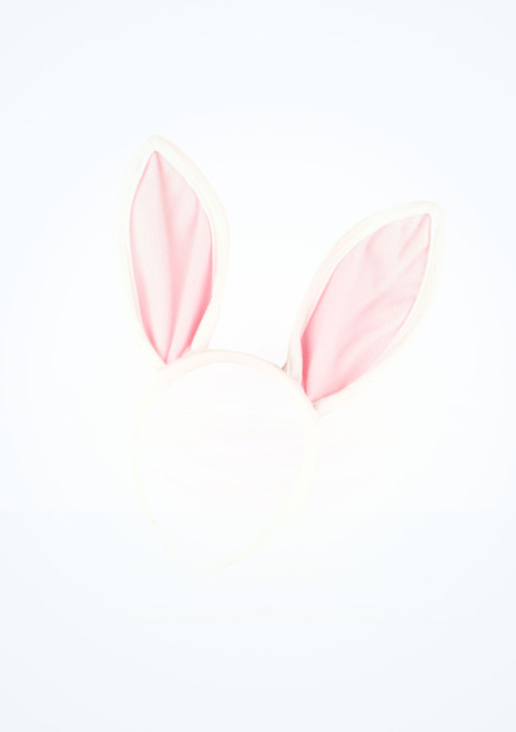 Orecchie da coniglio Bianco. [Bianco]