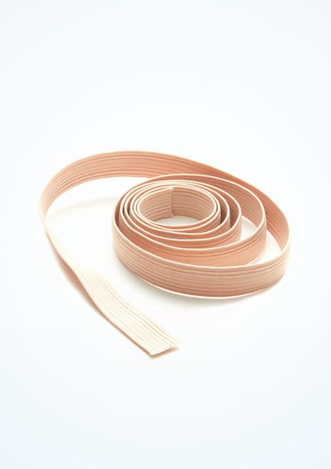 Bloch Elastico per Scarpe da ballo (0,5m) Rosa. [Rosa]