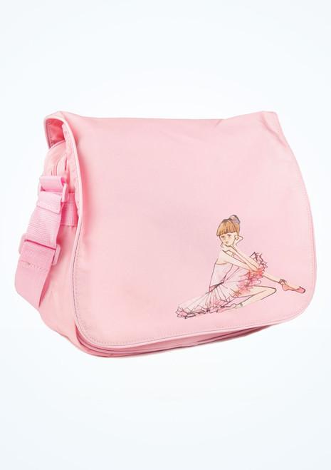Borsa tracolla Bloch Ballerina Rosa [Rosa]