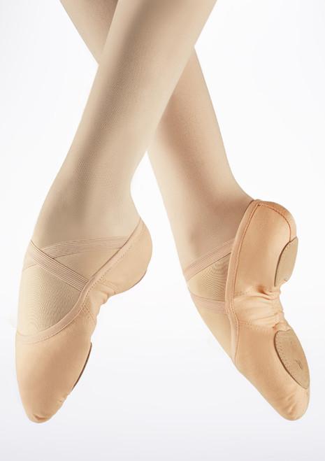 Mezze Punte Danza Light Pro Move Dance Rosa immagine principale. [Rosa]