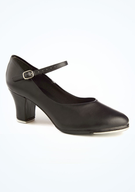 Scarpe da Tip Tap So Danca 5cm Nero. [Nero]