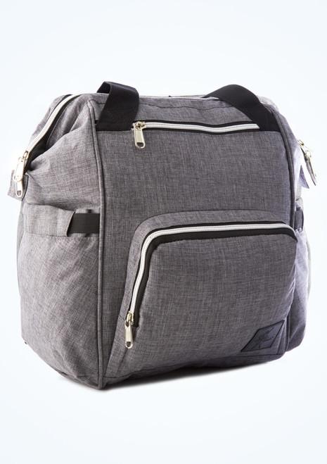 Smart Bag Versatile di Tendu Grigio  Davanti-3T [Grigio ]
