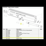 BT-36125  Ejector Plate