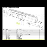 BT-36124  Ejector Screw