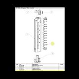 BT-30651 Magazine Spring 30rds