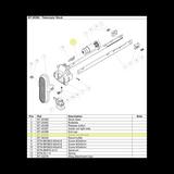 BT-20403 Guide Rod Left Side as seen on Telescopic Stock