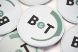 B&T Official PVC Patch White