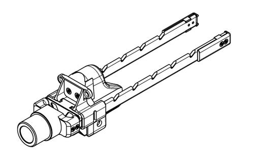 BT-200601 - B&T Brace Telescopic for HK SP5 (US Version)