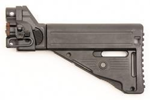 B&T foldable and length adjustable stock for MP5K BT-20404