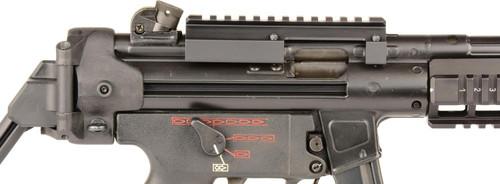 B&T mounting rail NAR Universal Mount - for HK MP5/HK33/HK53/G3