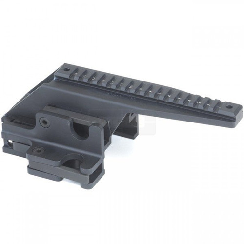B&T mount 1x NAR - for Browning M2 GPMG