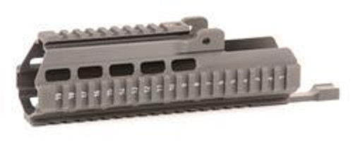 B&T handguard 4x NAR for HK G36K, aluminum version - including rail cover & sling swivel
