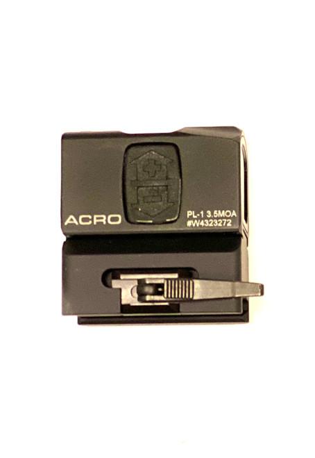 Aimpoint sight ACRO P-1 black Incl. BT-212327 QD Mount 30mm