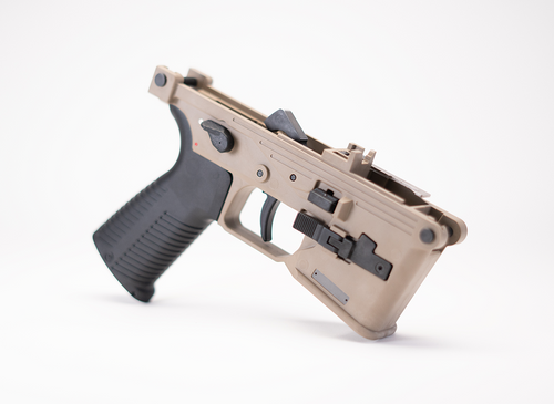 APC9 Pro Semi Auto Glock Trigger Group / Lower Tan