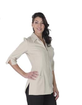 Carolyn Design Uniform Beige