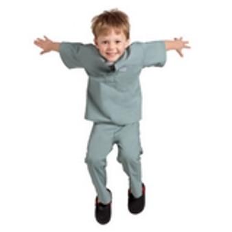 Mobb Children's Scrub Set
