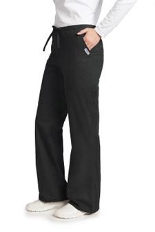 Mobb Bell Bottom Scrub Pants side