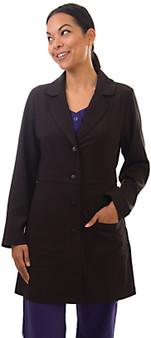 Excel 4Way Stretch Designer Jacket - Brown