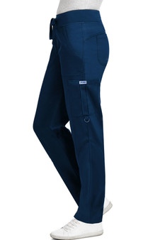 Mobb Mentality - The Linda - Scrubs - Pants - Blue