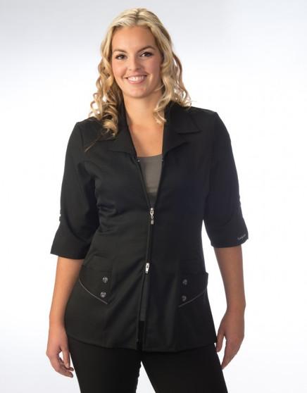 Carolyn Design Uniform Black/Grey
