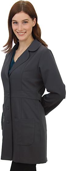 Excel 4Way Stretch Designer Jacket - Gray