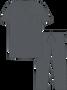Mobb Unisex Drawstring Scrub Set