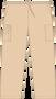 Mobb Unisex Drawstring/Elastic Scrub Pants beige