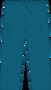 Mobb Unisex Drawstring/Elastic Scrub Pants ocean blue